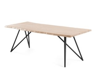 Table Ragno avec plateau de table Bruto
