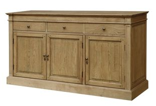 Cradley dressoir in massieve eik