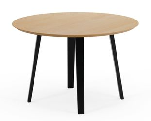 Table Clino avec plateau de table Raffino en chêne naturel