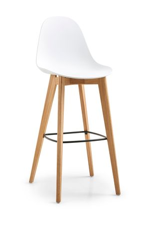 Tabouret de bar haute Vasco