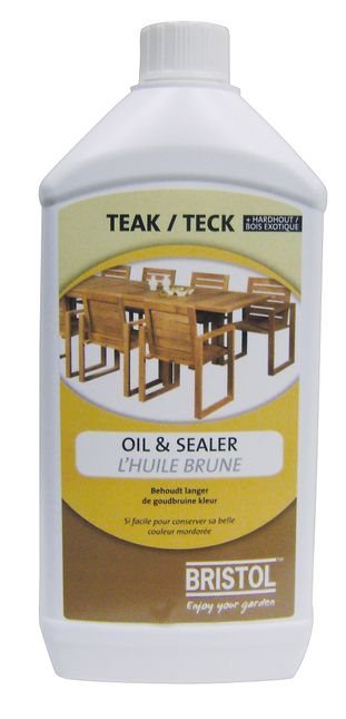 Bristol teak oil & sealer