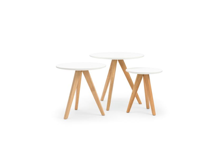 Set de tables d'appoint Manou