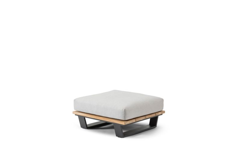 Pouf/Table d'appoint lounge Pagino