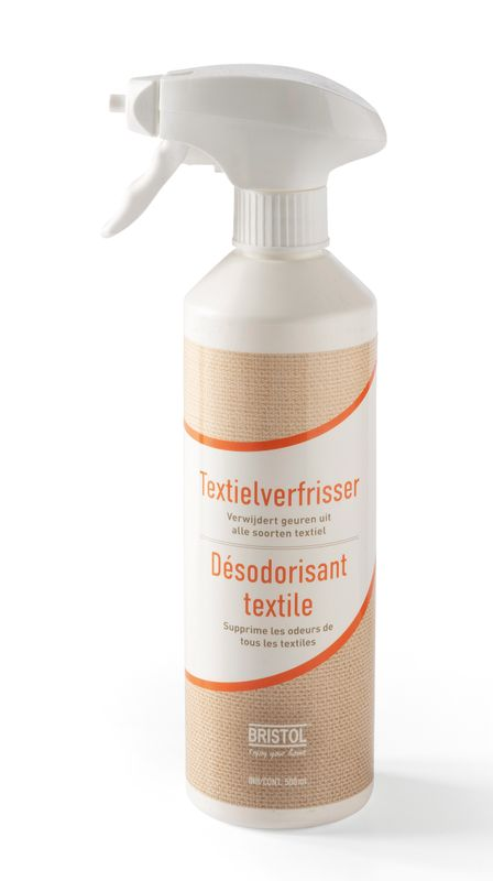 Bristol textiel verfrisser spray 500ml